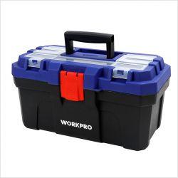 W083015  Plastic Tool Box