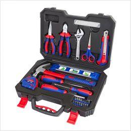 W009014  House Tool Kit  (28 Pcs)