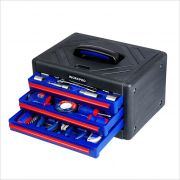 W009022  3-Dr Home Tool Set  (125 Pcs)
