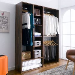 WC-201-FB  2-Unit Closet