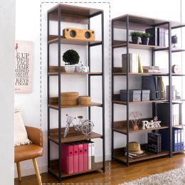 HB-600-Acacia  Bookcase