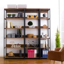HB-800/600/400-Acacia    3-Unit Bookcase   (3 Pcs 포함)