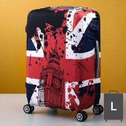 LC007-L  Luggage Case Cover