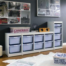 Kreo-WBB-264  Storage Box  (3 Pcs 포함)