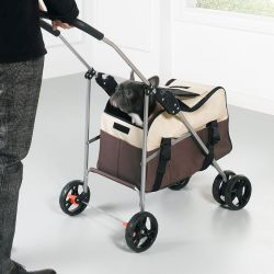 4886-B  Pet Stroller