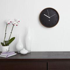 118140-746 Rimwood-Walnut Wall Clock