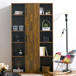WB-303-Acacia  3-Unit Bookcase  (3 Pcs)