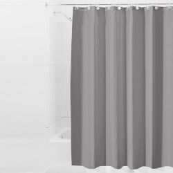 14684ES  Liners Shower Curtain-Gray