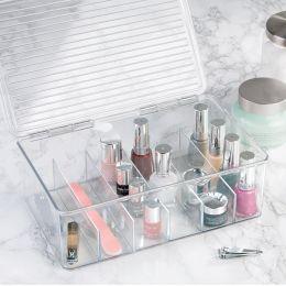 39540ES  Clarity Nail Polish & Cosmetic Box