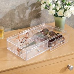 39760ES  Drawers Cosmetic & Glasses