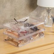 63730ES  Stackable Eyeglass Organizer