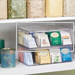 67830ES  Kitchen Binz Tea Box