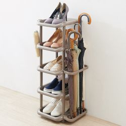 Slim Shoe Rack-BR  Shoe Storage