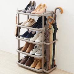 Wide Shoe Rack-BR  Shoe Storage