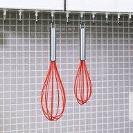 12075  Silicone Whisk Set   (2 Pcs 포함)