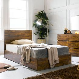 Signature-S-201  Single Bed w/ Headboard