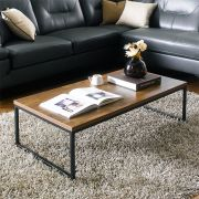 T-1200-Acacia  Sofa Table