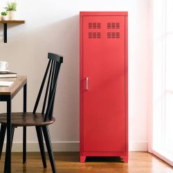 LLC-50-Red  Metal Cabinet