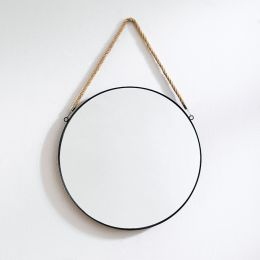 Chris-ROUND  Wall Mirror