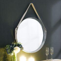 MY-ZM13-20-White  Wall Mirror