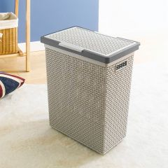 Saan-HH-Grey  Laundry Basket