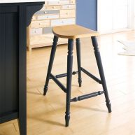 Lucas-NB-BAR  Wooden Stool