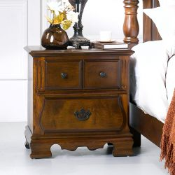 Tori-NS  2-Dr Nightstand