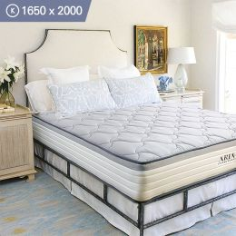 Kane-1650   King Pocket Spring Mattress (상단)