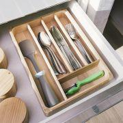 G16-G105  Bamboo Utensil Box