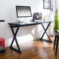 MDX-1200-Black  Metal Desk