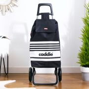 Caddie Trolley-Black Shopping Trolly