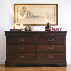 AG-220-40  8-Drawer Dresser