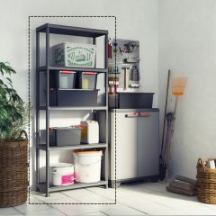 Scaffale Plus-5  5-Tier Shelf