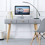 Rora-LD-Grey Large Desk