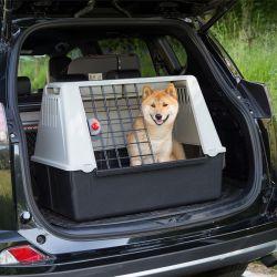 Atlas Car 80-Grey  Pets Carrier