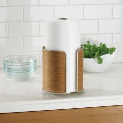 90256EJ  Realwood Paper Towel Stand