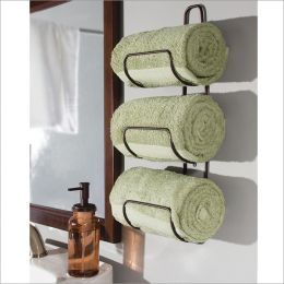 69441EJ  Wall Mount / Door Towel Rack