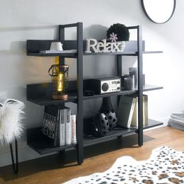MB-203B-Black Wall Unit