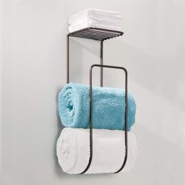 69141EJ  Wall Mount Towel Holder