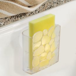 62860EJ  Pebblz Sponge Holder