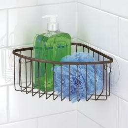69101EJ  Gia Suction Corner Basket