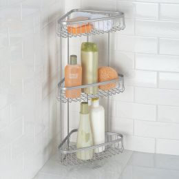 62886EJ  York Lyra 3 Tier Shower Shelf
