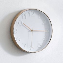 WC-3305-White Wall Clock