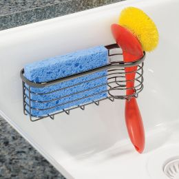 61377EJ  Axis Suction Sink Basket w/ Brush