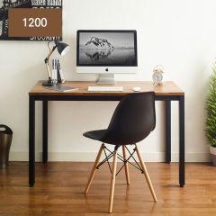 M-1200-Acacia  Metal Desk
