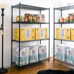 SH-18482  4-Tier Shelf