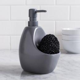 330750-149 Joey-Charcoal Soap Dispenser