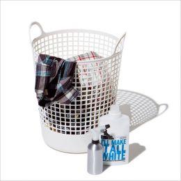 SCB-10-WH Big Round Basket