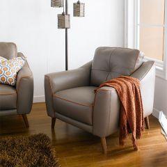 GL-B5048-AC  Leather Chair