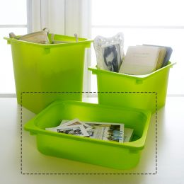 AW61-GR-Small  Storage Box